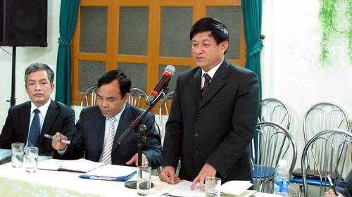 Ông Lê Văn Hiền đã bị cách chức chủ tịch UBND huyện Tiên Lãng