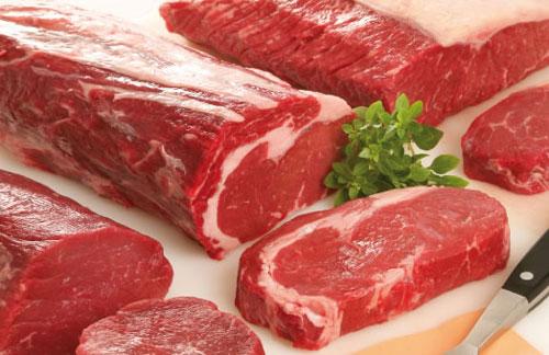 Nhiều lô thịt bò nhập khẩu không đảm bảo an toàn vệ sinh thực phẩm theo quy định (ảnh minh họa)