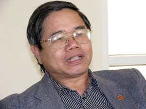 PGS.TS Nguyễn Văn Bộ.