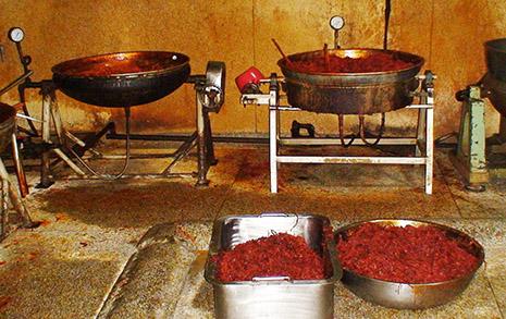 Công nghệ hô biến thịt heo thành bò khô
