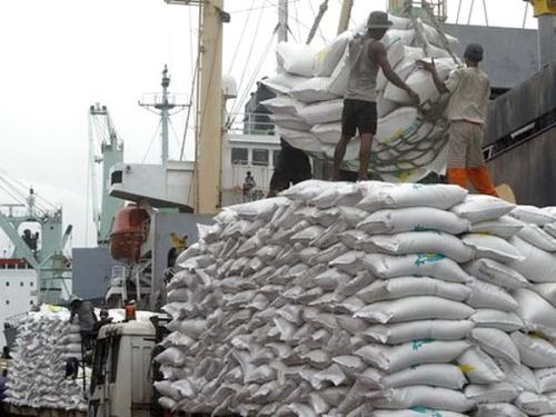 Nhập khẩu gạo qua đường chính ngạch khó khăn về thủ tục, Philppines cho tiểu thương nhập qua tiểu ngạch