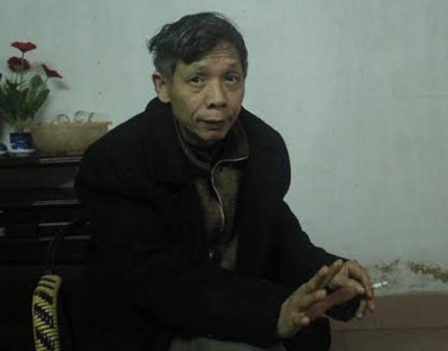 Ông Trịnh Đình Năng tâm sự về cuộc đời của mình.