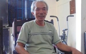 Ông Nguyễn Đăng Sơn.