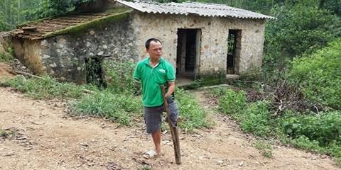 Anh Tuấn và căn nhà cũ